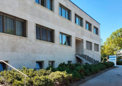 Fassadenumgestaltung, Schwäbisch Hall