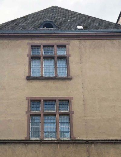 PHILIPP NÜTHEN BAU UND DENKMAL - Düsseldorf (vorher)