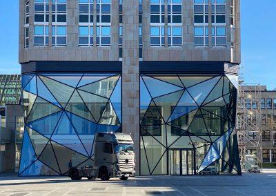 Verwaltungshochhaus Daimler, Stuttgart