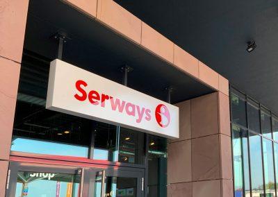 Serways, Herleshausen