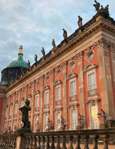 PHILIPP NÜTHEN BAU UND DENKMAL - Potsdam