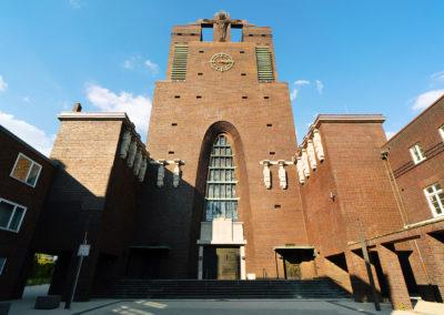 Kirchenbauwerk, Gelsenkirchen