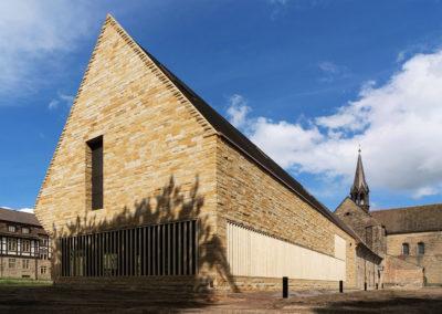 Klosterbibliothek, Loccum